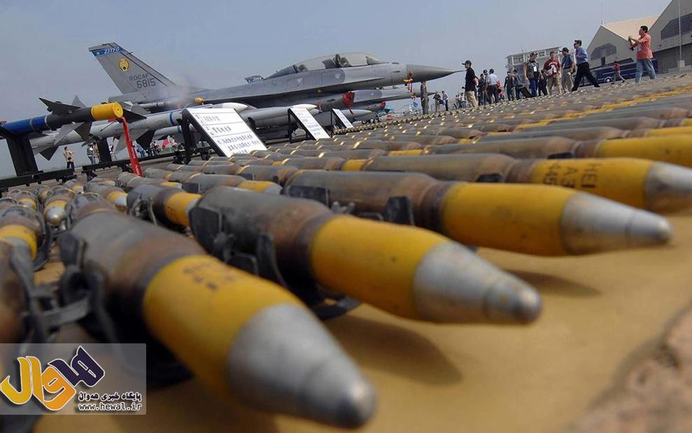 تجارت سالانه سلاح چند میلیارد دلار است؟