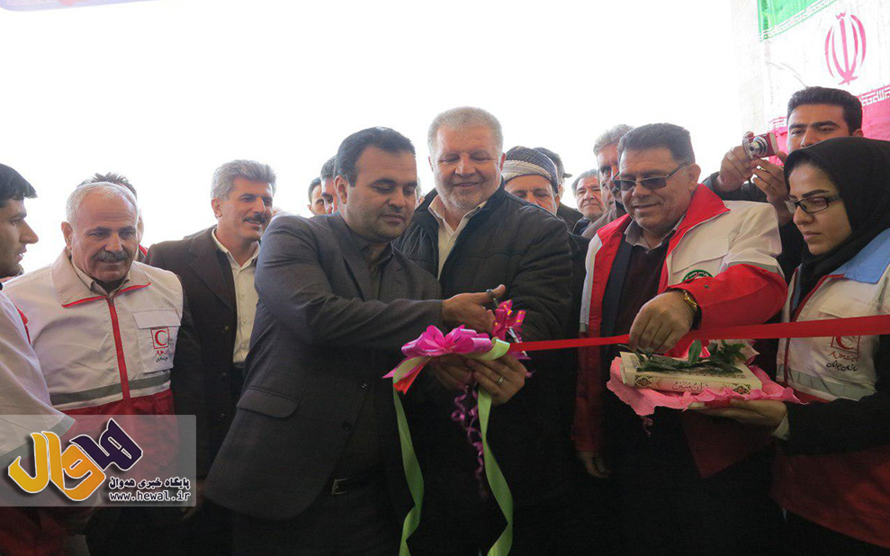 افتتاح 6 طرح در بخش سیمینه بوکان