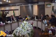 سومین جلسه علنی شورای اسلامی شهر مهاباد برگزار شد