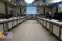 برگزاری اولین کمسیون امنیت اجتماعی شهرستان در سالن اجتماعات فرمانداری مهاباد در سال ۹۸