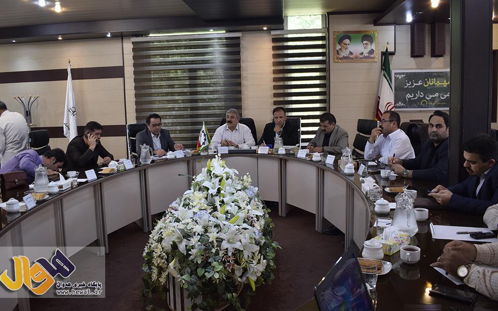 هفتمین جلسه علنی شورای اسلامی شهر مهاباد برگزار شد
