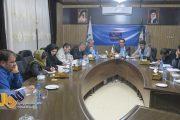بررسی آخرین وضعیت مجموعه شهرداری مهاباد در نشست مطبوعاتی آخر سال