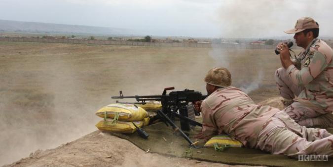 درگیری مسلحانه در پیرانشهر/ یک مرزبان شهید شد