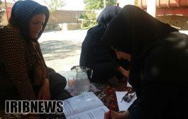 اجرای طرح پرسشگری باروری زنان در مهاباد