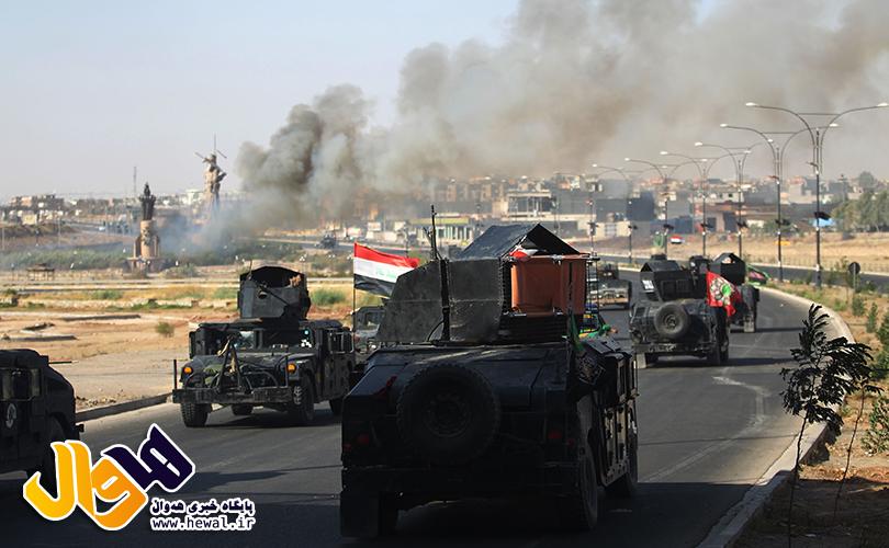 کرکوک,اخبار کرکوک,اخبار اقلیم کوردستان,خشد شعبی,حمله حشد شعبی