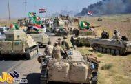 حمله توپخانهای نیروهای پیشمرگه اقلیم کوردستان به شمال کرکوک