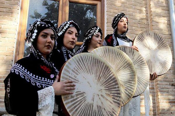 بەرپرسی میراتی فەرهەنگی کوردستان: دەف و دەف ژەنی کوردستان تۆماری نەتەوەیی کرا