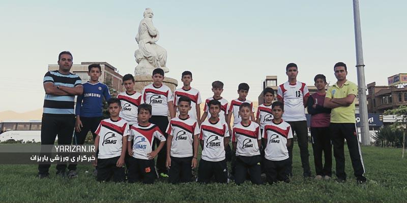 Photo of افتخاری دیگر برای فوتبال شهرستان، هفت فوتبالیست تیم معادن سلیمی مهاباد در تست آکادمی کیا نمره قبولی گرفتند