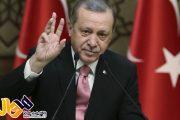 اردوغان غرب را به حمایت از تروریست ها متهم کرد!!