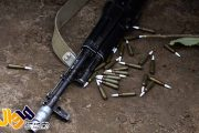 کشف انواع سلاحهای پیشرفته نیمه سنگین از مقر یک گروهک در ایران