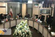 تشکیل جلسه کمیسیون مالی شورای اسلامی شهر مهاباد