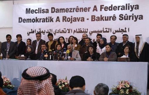 کُردهای سوریه برای تصویب طرح سیستم فدرالی آماده می شوند