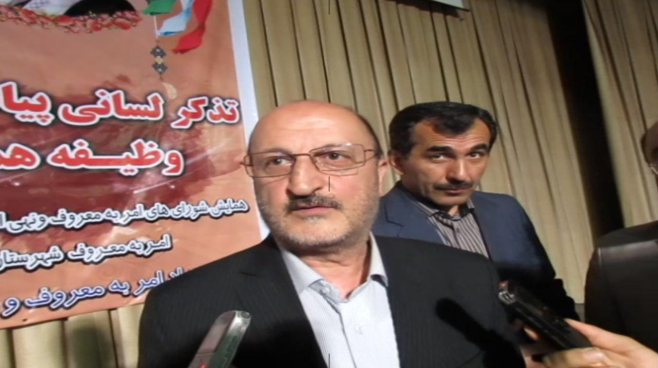 استاندار کردستان: فرمانداران دو شهرستان مریوان و دیواندره تغییر می کنند
