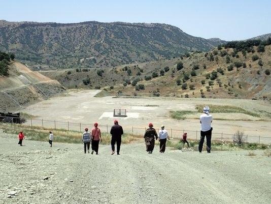 اقدامات پنهانی مقامات اقلیم کردستان عراق با شرکت های نفتی و تصرف املاک روستائیان