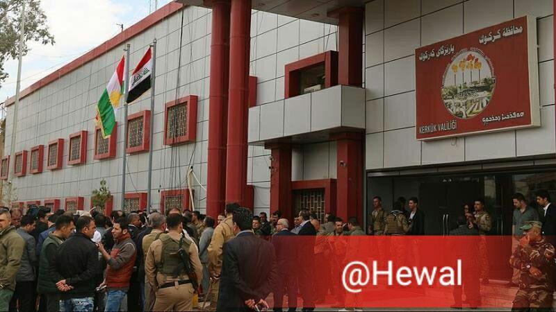 ترکیە در رابطە با برافراشتە شدن پرچم اقلیم کردستان در کرکوک، واکنش نشان داد