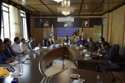 نشست مطبوعاتی شهردار مهاباد با اصحاب رسانه برگزار گردید