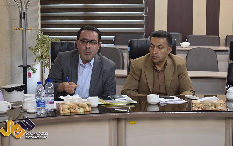 علیزاده آدر شهردار مهاباد: اعطای پروانه به زمین های دادگستری کاملا قانونی است