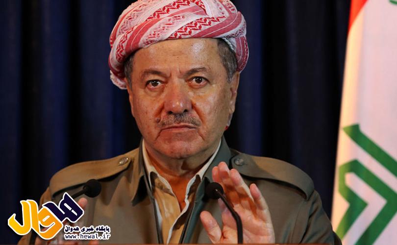 مسعود بارزانی بغداد را به تلاش برای «نسلکشی» متهم کرد