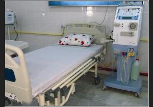 افزایش ۲ دستگاه جدید دیالیز بیمارستان بوکان