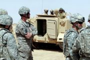 اعزام ۶۵۰ نیروی آمریکایی به منظور حفظ امنیت برگزاری رفراندوم کوردستان به اربیل