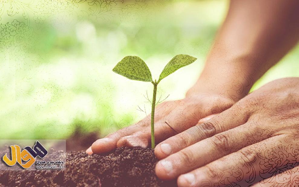 هفته منابع طبیعی و روز ملی درختکاری و چند نکته
