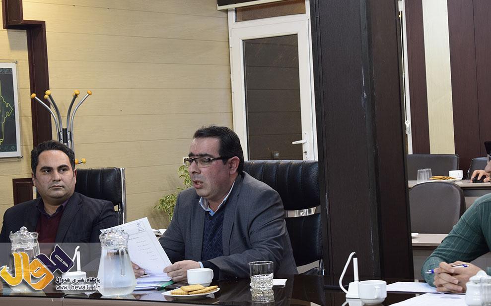 شهردار مهاباد:متاسفانه در خصوص مکان یابی سایت جدید دفن زباله همکاری مناسبی صورت نمی گیرد/ کمربندی داشامجید یقینا تابستان ۹۸ آماده بهره برداری می شود