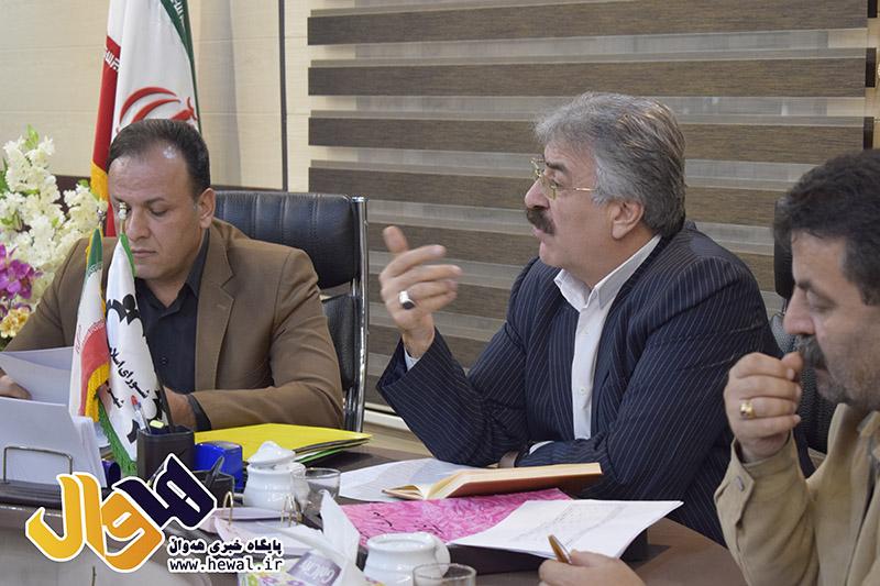 جوابیه شورای اسلامی شهر مهاباد در خصوص انتشار خبر ساخت و ساز در پارک سید قطب