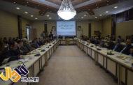 جلسه شورای اداری شهرستان مهاباد در سالن اجتماعات فرمانداری مهاباد برگزار شد