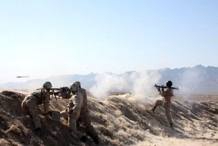 فوری // شهادت ۸  تن از نیروهای مرزبانی ناجا در منطقه مرزی چالدران