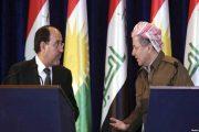 نوری مالکی اقلیم کردستان را تهدید کرد