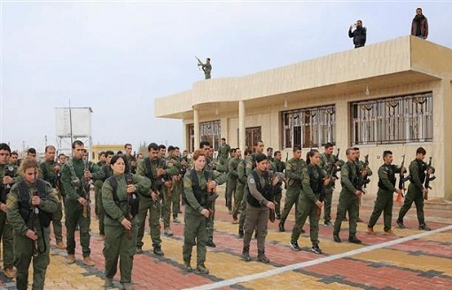 کُردهای سوریه به دنبال تشکیل ارتش ۱۰۰۰۰۰ نفری هستند