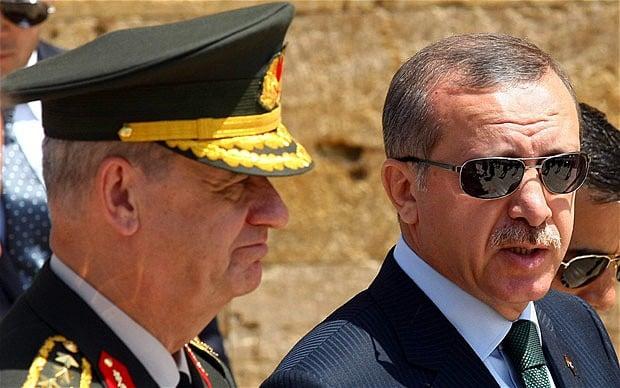 چرخش استبدادی ترکیه / یاروسلاو تروفیمووف