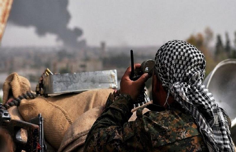 نیروهای کرد به نزدیکی شهر «الرقه» رسیدند