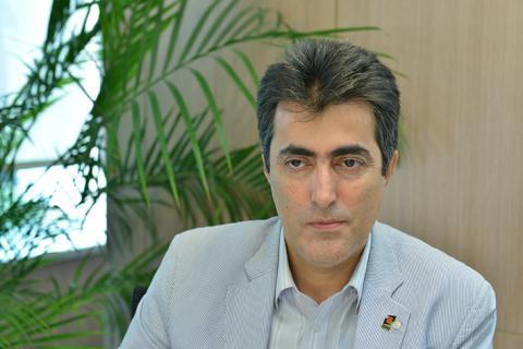 یک کرد کرمانشاهی عضو کارگروه فراکسیون صنعت ملی مجلس شورای اسلامی شد