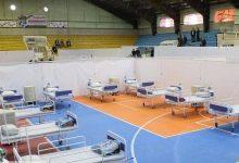 تصویر تجهیزات بیمارستان موقت کرونا مهاباد کجاست؟ هیئت امنا پاسخ دهد