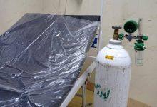تصویر تجهیزات بیمارستان موقت کرونا مهاباد به بیمارستان امام خمینی منتقل شده است
