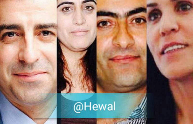 آغاز اعتصاب غذای دمیرتاش، تونجل، زیدان و کونجا در زندان