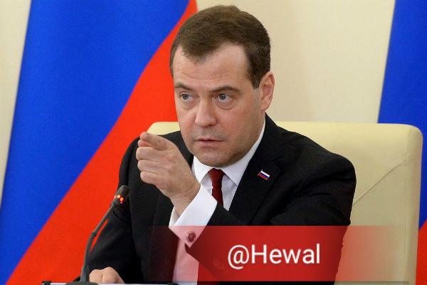 مدودف: حمله آمریکا یک اینچ تا درگیری با روسیه فاصله داشت