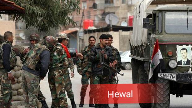 بیانیه ارتش سوریه در پی حمله موشکی آمریکا