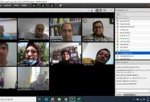 تصویر برگزاری مجمع عمومی شورای نمایندگان اتحادیه انجمن های علمی آموزشی معلمان فیزیک ایران (عامفا)