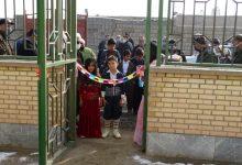 تصویر افتتاح کتابخانه حامی رشد ۱۵ روستای قلعه حسن