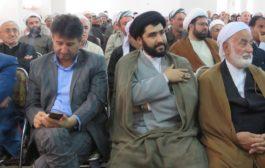 مراسم تودیع و معارفه نماینده ولی فقیه در امور اهل سنت شهرستان مهاباد برگزار شد