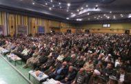اجلاس پیشمرگان کرد مسلمان و عشایر در تالار وحدت مهاباد برگزار شد