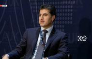 نیچروان بارزانی در نشست خبری از ایران بە خاطر کمک کردن بە کوردها در روزهای سخت قدردانی کرد