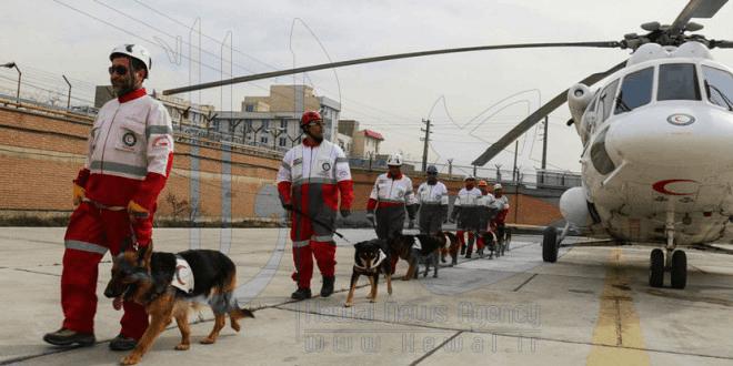 تفاهم نامه همکاری در راستای مدیریت بحران شهرستان میان شبکه بهداشت و درمان مهاباد با جمعیت هلال احمر