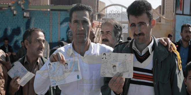از حال بد به حال خوب، انتخابات مجلس شورای اسلامی در ۷ اسفند ۹۴ در شهرستان مهاباد