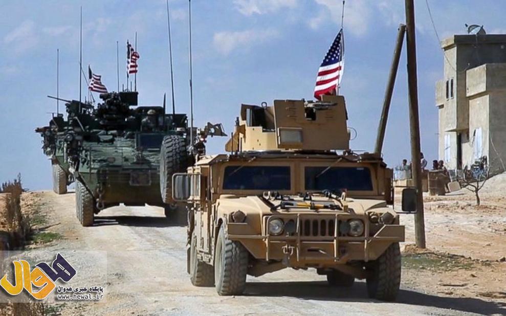 آمریکا برای مقابله با حمله احتمالی ترکیه نیروهای خود را در منبج تقویت کرده است