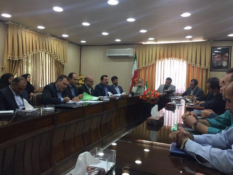 برگزاری نشست شورای حفاظت از منابع آب