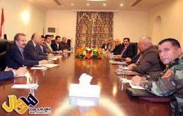 متن کامل توافق ۵ ماده ای دو حزب حاکم بر کردستان عراق
