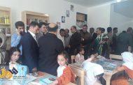افتتاحی دیگر از سلسله کتابخانه های عمومی روستایی در مهاباد
